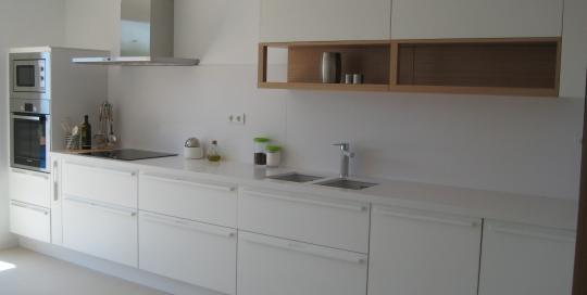 Silestone eivicuines eva palerm - Cocinas blancas con silestone ...