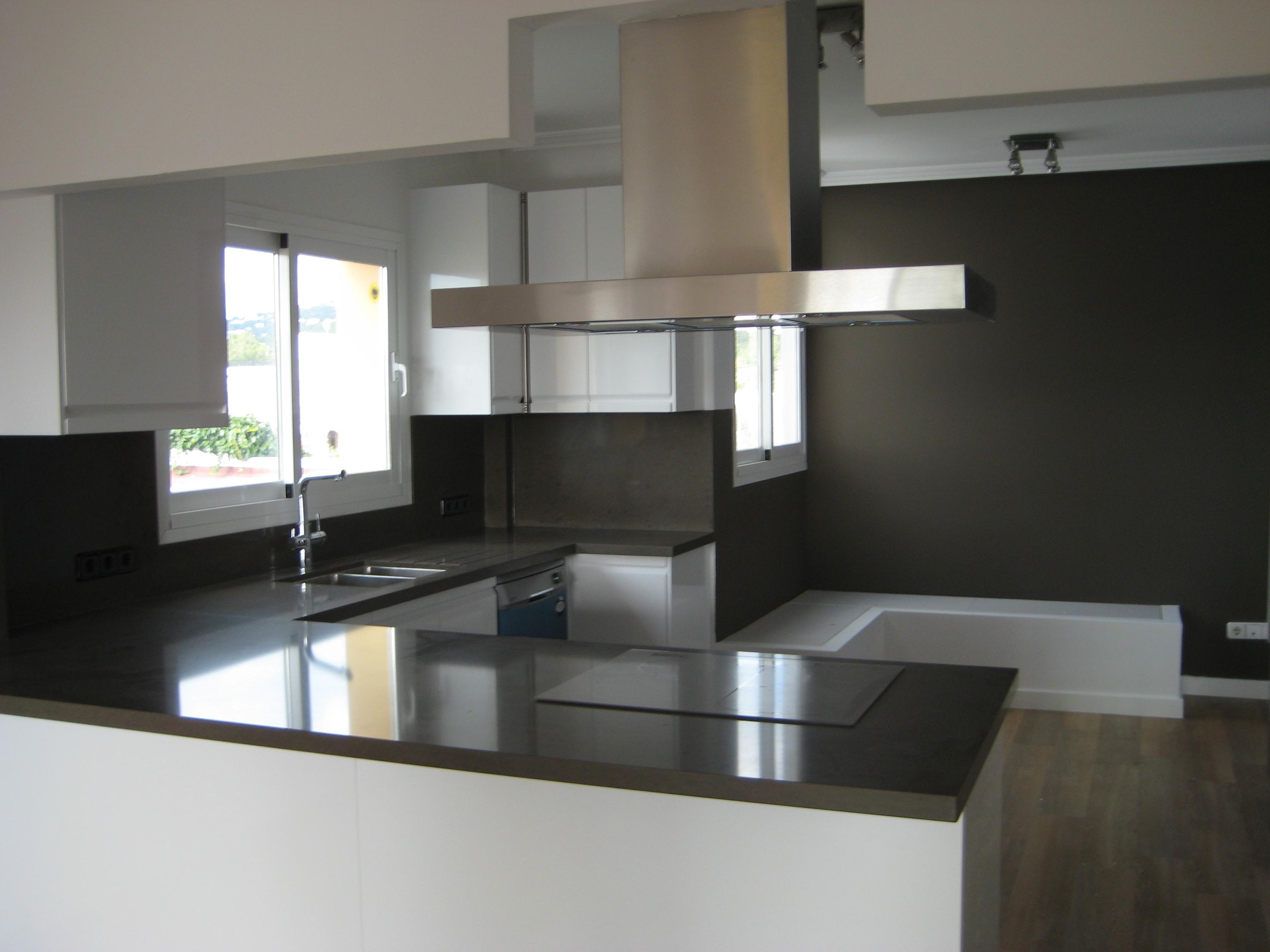 Muebles De Cocina Ibiza P Gina 2 Eivicuines Eva Palerm ~ Limpiar Muebles De Cocina De Formica Mate