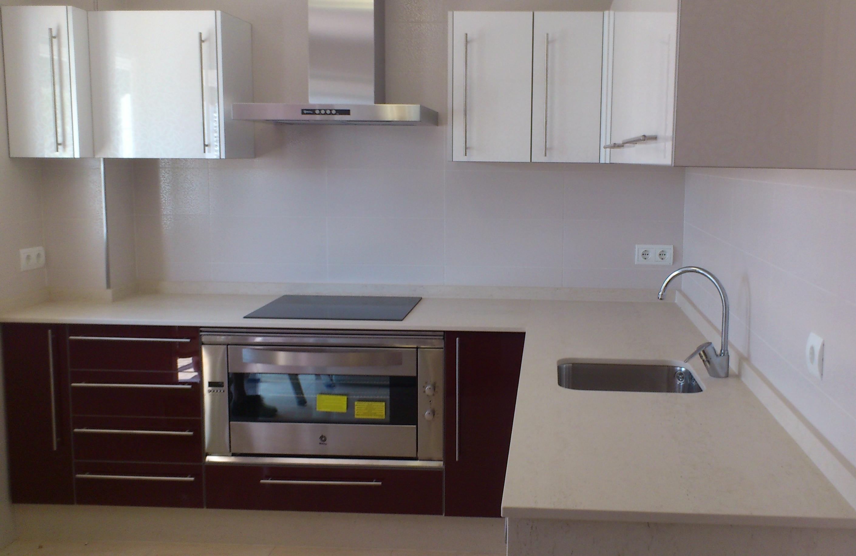Muebles De Cocina Ibiza Eivicuines Eva Palerm ~ Limpiar Muebles De Cocina De Formica Mate